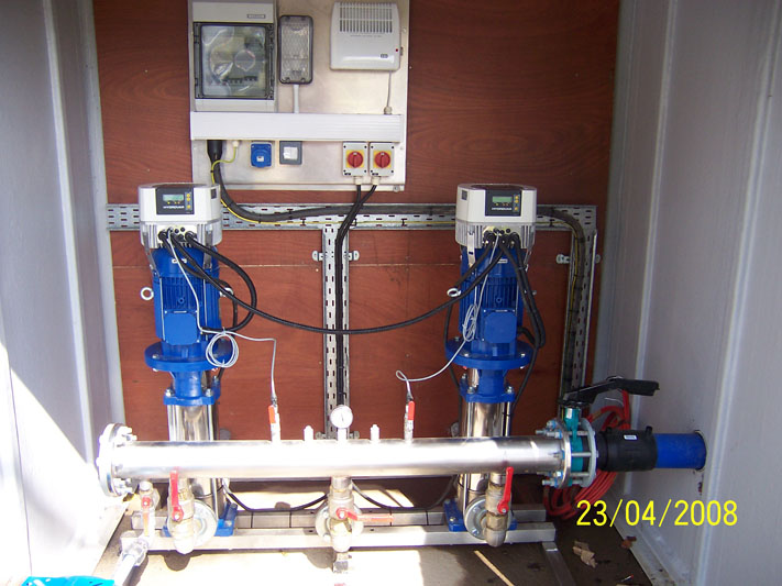 Various Projects Ts Pumps Amp Irrigation