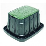 Rainbird valve box