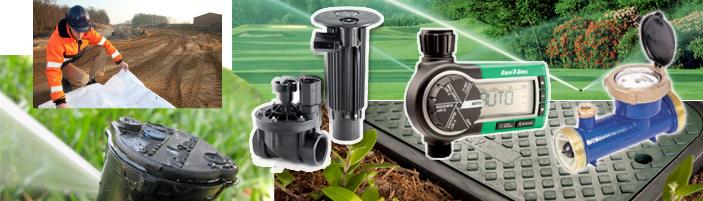 Irrigation Services & Installation