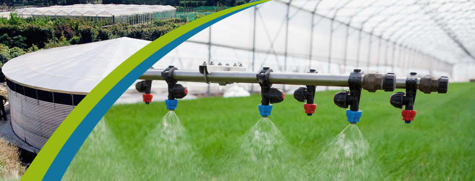 poly tunnel irrigation