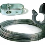Wire - Hooks - Strainers